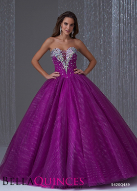 allure Q489F Purp bellaquinces photography