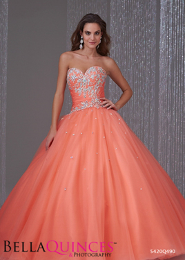 allure Q490F Coral bellaquinces photography