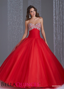 allure Q480F Red bellaquinces photography