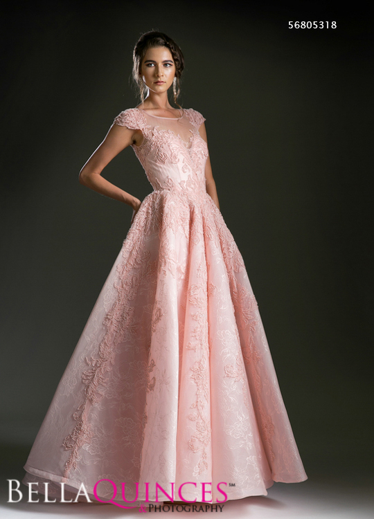 Andrea & Leo Couture Quinceanera and Prom dresses, Bellaquinces ...