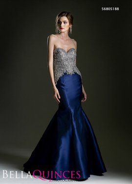 5188 prom dress navy bella quinces photography