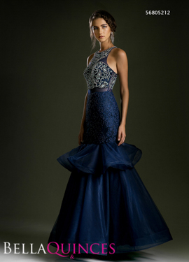 5212 prom dress navy bella quinces photography