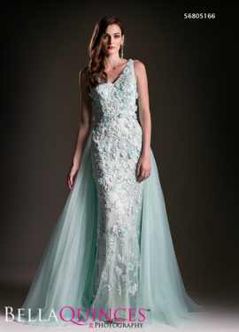 5166 prom dress blue bella quinces photography
