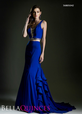 5042 prom dress royal bella quinces photography