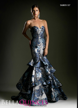 5137 prom dress navy bella quinces photography