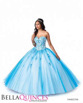 5706 bonny quinceanera white aqua bella quinces photography