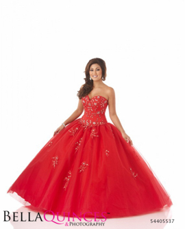 5537 bonny quinceanera red bella quinces photography