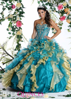 80267AL qbyvinci aqua gold bella quinces photography