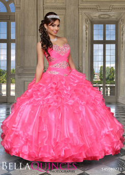 80223AL qbyvinci hot pink bella quinces photography