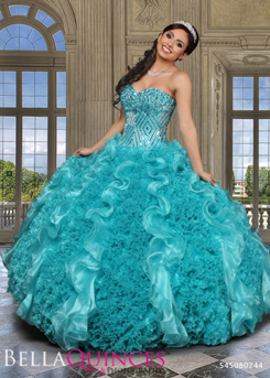 80244AL qbyvinci teal bella quinces photography