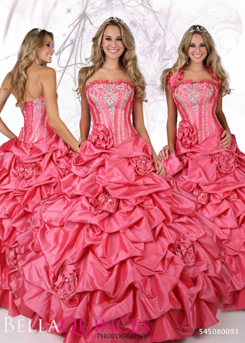 80093AL qbyvinci panther pink bella quinces photography
