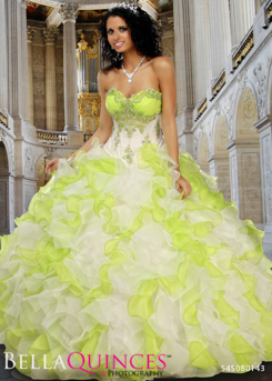 80143AL qbyvinci lime green bella quinces photography