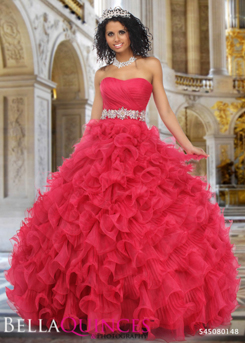 80148AL qbyvinci red bella quinces photography