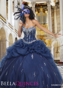 80151AL qbyvinci navy bella quinces photography