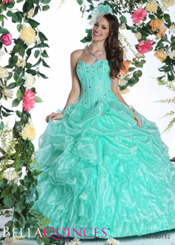 80152AL qbyvinci teal bella quinces photography