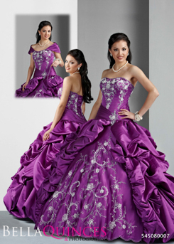 80007AL qbyvinci purple bella quinces photography