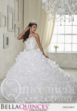 26837 white quinceanera collection bellaquinces photography