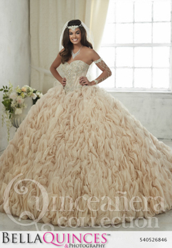 26846 champagne quinceanera collection bellaquinces photography
