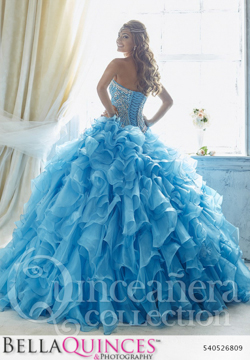 26809 aqua quinceanera collection bellaquinces photography