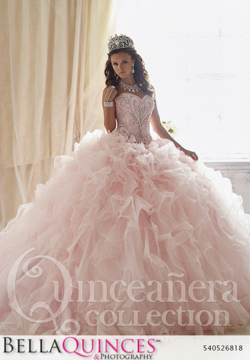 26818 blush quinceanera collection bellaquinces photography
