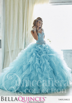 26822 blue quinceanera collection bellaquinces photography