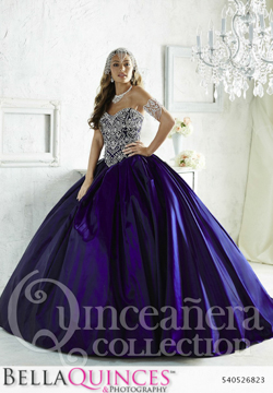 26823 indigo quinceanera collection bellaquinces photography