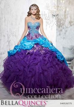 26775 purple aqua quinceanera collection bellaquinces photography