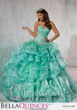 26780 turq quinceanera collection bellaquinces photography