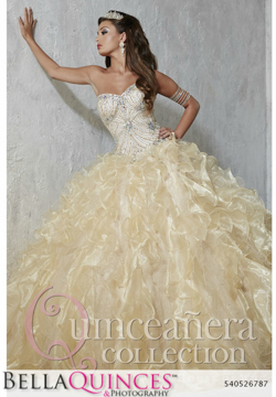 26787 champagne quinceanera collection bellaquinces photography