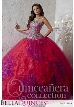 26789 fushia purple quinceanera collection bellaquinces photography