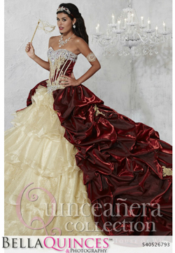 26793 champagne burgundy quinceanera collection bellaquinces photography