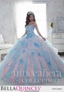 26802 white blue pink quinceanera collection bellaquinces photography