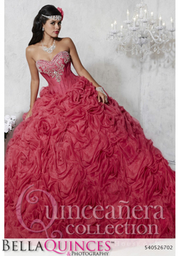 26702 fushia quinceanera collection bellaquinces photography