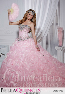 26732 pink quinceanera collection bellaquinces photography