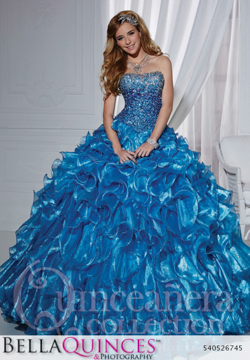 26745 blue quinceanera collection bellaquinces photography