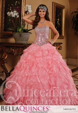 26755 blush quinceanera collection bellaquinces photography