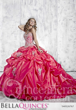 26767 fushia quinceanera collection bellaquinces photography