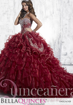 26769 burgundy quinceanera collection bellaquinces photography