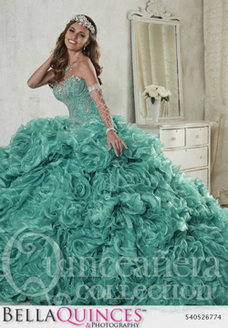 26774 turq quinceanera collection bellaquinces photography