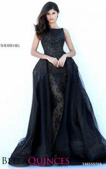 50768 prom glam black bella quinces photography