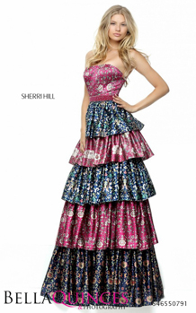 50791 prom glam fushia navy bella quinces photography
