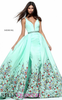 51232 prom glam mint bella quinces photography