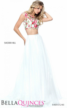 51243 prom glam white bella quinces photography