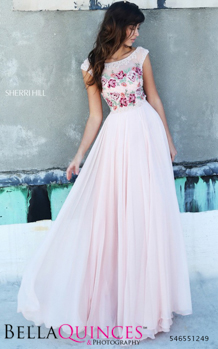 51249 prom glam blush bella quinces photography