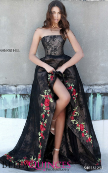 51252 prom glam black bella quinces photography