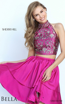 50798 prom glam fushia bella quinces photography