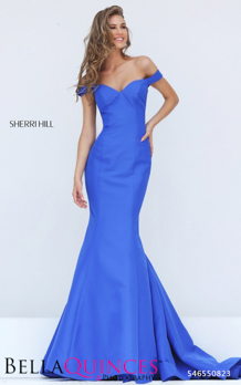 50823 prom glam blue bella quinces photography