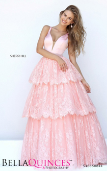 50844 prom glam blush bella quinces photography