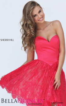50845 prom glam pink bella quinces photography