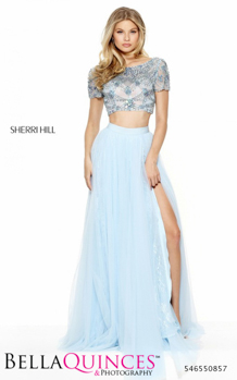 50857 prom glam blue bella quinces photography
